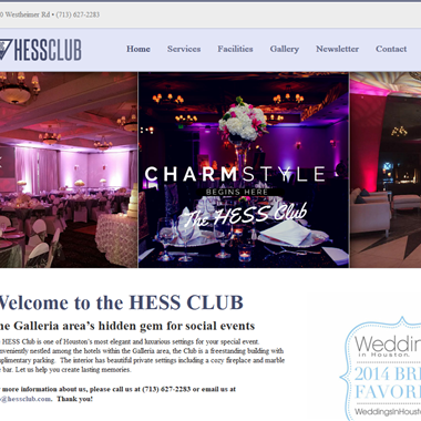 Hess Club wedding vendor preview