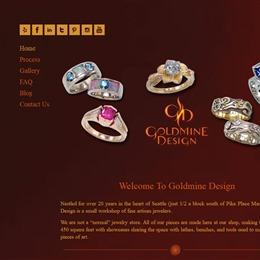 Goldmine Design Jewelers photo