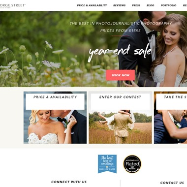 George Street Photo wedding vendor preview
