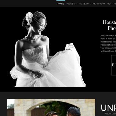 Evoke Photo and Video wedding vendor preview