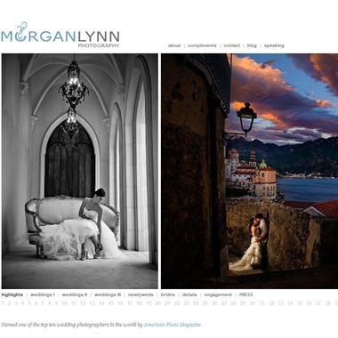 Morgan Lynn Photography wedding vendor preview