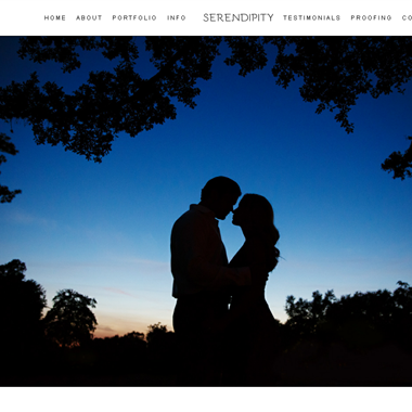 Serendipity Photography  wedding vendor preview