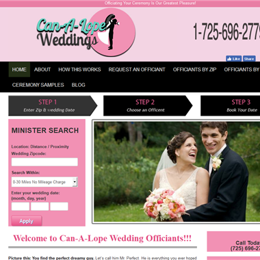 Can A Lope Weddings wedding vendor preview