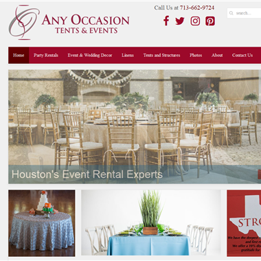 Any Occasion Houston  wedding vendor preview
