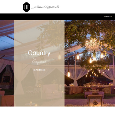 Johanna Terry Events  wedding vendor preview