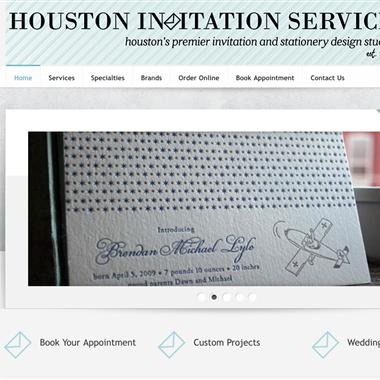 Invitation Service wedding vendor preview