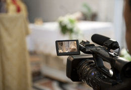 wedding videographer preview